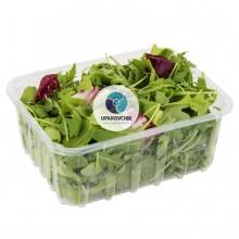 Горизонтальная упаковочная машина для свежей зелени