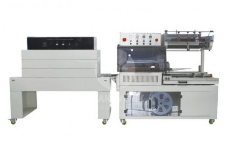 Термоусадочная машина для упаковки погонажных изделий