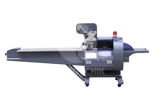 Горизонтальная упаковочная машина PR-250 servo